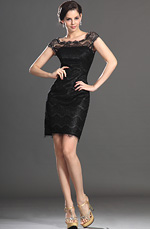 eDressit 2013 New Fabulous Lace Little Black Cocktail Dress (03130400)