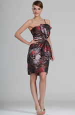 eDressit Stunning Floral Bowknot Cocktail Dress Party Dress (04123568)