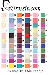 eDressit Diamond Chiffon Fabric (60130104)
