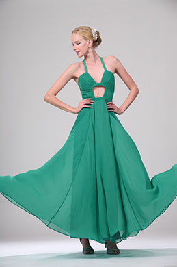 eDressit Green Evening Dress (00777504)