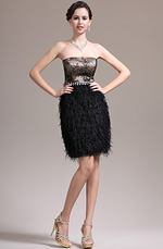 eDressit 2013 New Fabulous Strapless Little Black Cocktail Dress Party Dress (04135700)