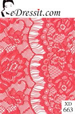 eDressit Lace Fabric (XD663)
