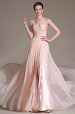 eDressit 2014 New Pink Stylish Lace Embroidery Evening Dress (00146801)