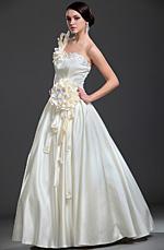 eDressit Elegante Seule épaule Robe de Mariee (01113613)