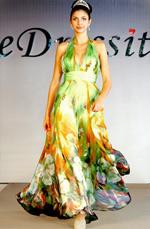 eDressit Stylish Halter V-cut Party Dress (00099668)