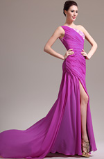 eDressit New Stylish One Shoulder High Split Evening Dress (02133612)