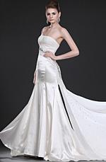 eDressit  Alluring Elegant White Evening Dress (00116807)