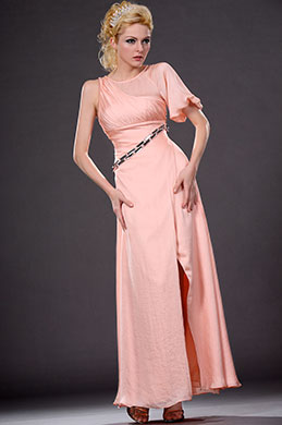 eDressit New Hot Pink Stylish Evening Dress (00111501)
