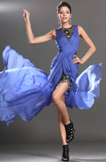 eDressit 2013 New Arrival Glorious Blue Sleeveless Evening Dress (00130405)