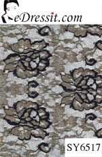 eDressit Lace Fabric (SY6517)