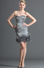 eDressit Gorgeous Sweetheart  Strapless Cocktail Dress (04121708)