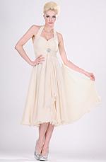 eDressit Atractico Vestido  Floral Cóctel Atar (04101314)