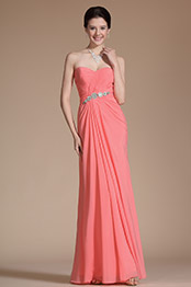 Carlyna 2014 New Elegant Sweetheart Neckline Evening Dress Prom Gown(C00142457)