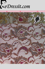 eDressit Lace Fabric (SY-8)