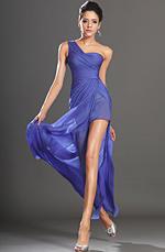 eDressit Nouveautés Magnifique Bretelle Seule Robe de Soirée (00131205)