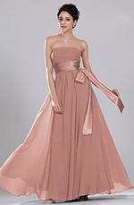 eDressit Simple Elegant Strapless Evening Dress ONLY ONE PIECE SIZE UK16 (00119201)