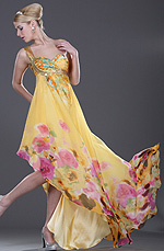 eDressit Asymmetrical Floral Evening Dress (00099403)