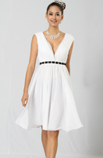 eDressit Adoralble White Cocktail Dress (04100107)