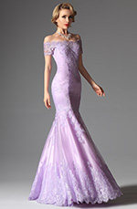 eDressit 2014 New Thistle Colour Off Shoulder Elegant Mermaid Evenning Prom Ball Gown (02146206)