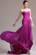 eDressit  Adorable Sin Tirante Cariñoso Vestido de Noche Largo (00138512)