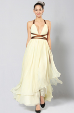 eDressit Cream Sexy Evening Dress (00102614)