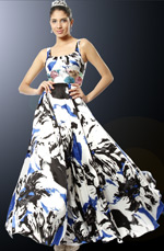 eDressit Marvelous Evening Dress with Sequined Waistband (00097668)