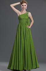 eDressit New Elegant 100% Silk Single Shoulder Evening Dress (00098304)