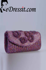 eDressit Women's Purple Bag/Purse (08140206)