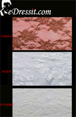 eDressit Lace Fabric (SY-9)