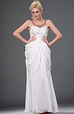 eDressit New Stylish Evening Dress with Shiny Beaded Neckline (00112607)