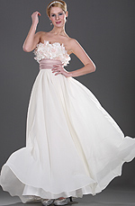 eDressit Adoral Strapless Evening Dress (00107613)