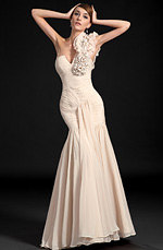 Clearance Sale ! eDressit Fabulous One Shoulder Fully Ruched Bodice Evening Dress (00122014C)