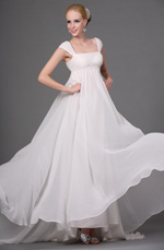 eDressit Classic White Evening Dress (00112007)