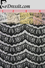 eDressit Lace Fabric (SY-2)