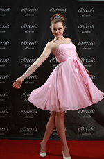 eDressit Pink Cocktail/Ball/Bridresmaids Dress (04660101)