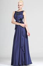 eDressit Nuevo Elegante Sin Tirante Encaje Vestido de Noche (00124305)