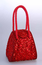 eDressit Women's Red Bag/Purse (08130102)