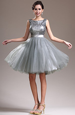eDressit 2013 Neu Ärmellos Pailletten Cocktail Kleid Party Kleid (04134426)