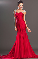 eDressit 2013 New Charming Fitted Red Evening Dress (00131002)
