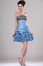 eDressit strapless shinning sexy flower party dress (04112732)