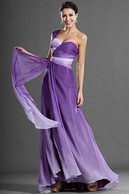 eDressit One Shoulder Sweetheart Evening Dress (36120706)