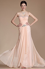 Carlyna 2014 New Chic Beadings Sweetheart Neckline Evening Gown(C00142510)