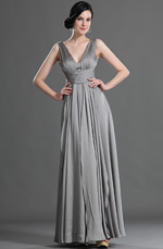 eDressit Sexy Gorgeous V-cut Evening Dress (00128608)