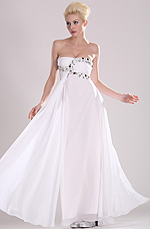 eDressit Strapless Beaded Evening Dress (00104907)