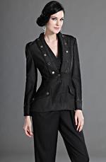 eDressit 2012 Nuevo De Moda Solapa Traje de Mujer de Trabajo (03122800)