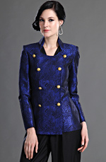 eDressit Lady Jacket With Long Sleeves Day Coat (03122505)