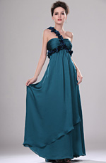 eDressit Amazing One Shoulder Evening Dress with Flowers (00114905)