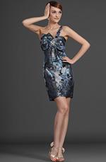 eDressit Gorgeous Floral Bowknot Cocktail Dress Party Dress (04123468)
