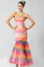 eDressit Glamorous Rainbow Prom Gown (00061456)