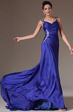 eDressit 2014 Nouveauté Magnifique Bleu en Perles Robe de Soirée (00144305)